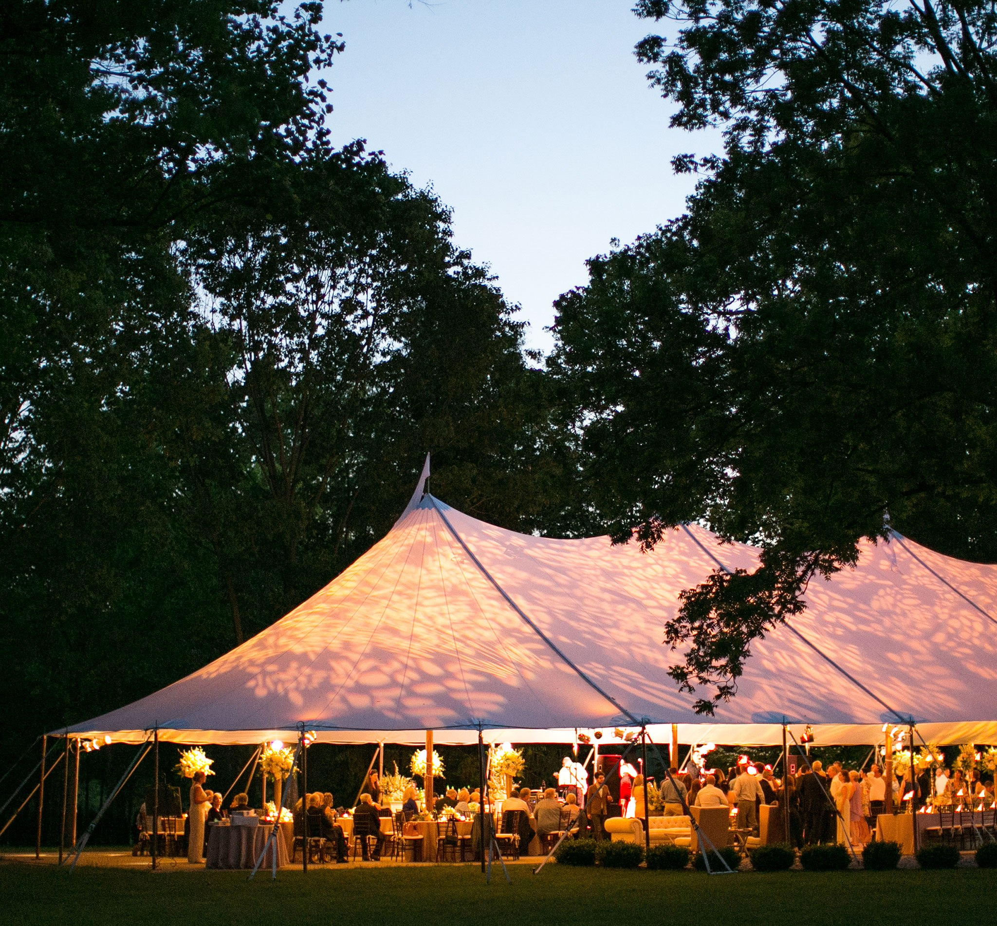 Tidewater Sailcloth Tents & All Occasions Event Rental