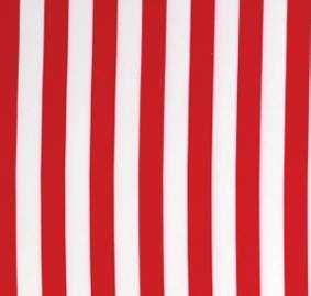 Gallery image for Red & White Stripe 1″
