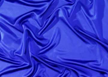 Gallery image for Royal Blue Mystique Satin Runner