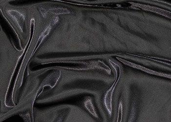 Gallery image for Black Satin Runner