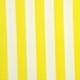 """Yellow & White Stripe 1"""""""