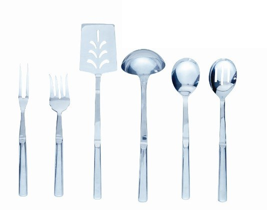 Gallery image for Stainless Steel Serving Utensils