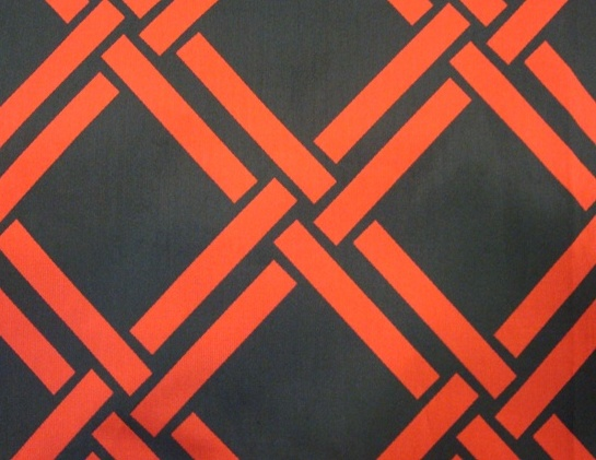 Gallery image for Lattice Red/Black
