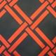 Lattice Red/Black