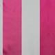 """Magenta Ivory Stripe 6"""""""