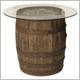 Barrel Tables
