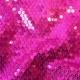 Glimmer Sequin Fuchsia
