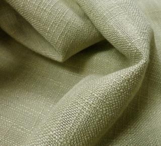 Gallery image for Faux Linen Celadon Runner