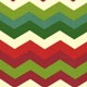 Red/Green Chevron