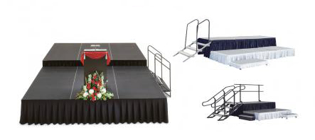 Gallery image for Staging & Risers