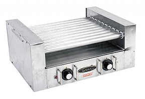 Gallery image for Hot Dog Roller Grill
