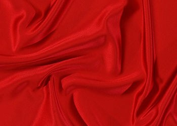 Gallery image for Red Mystique Satin Runner