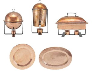 Gallery image for Hammered Copper