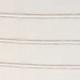 White Jute Stripe Runner
