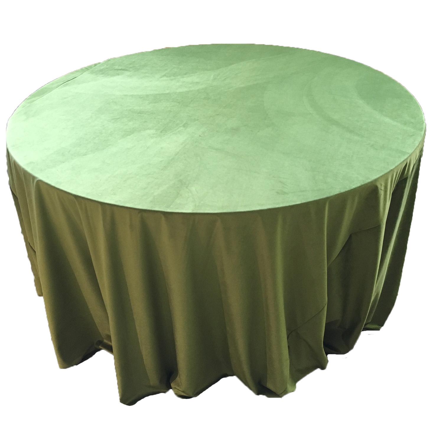 Gallery image for Green Velvet Runner